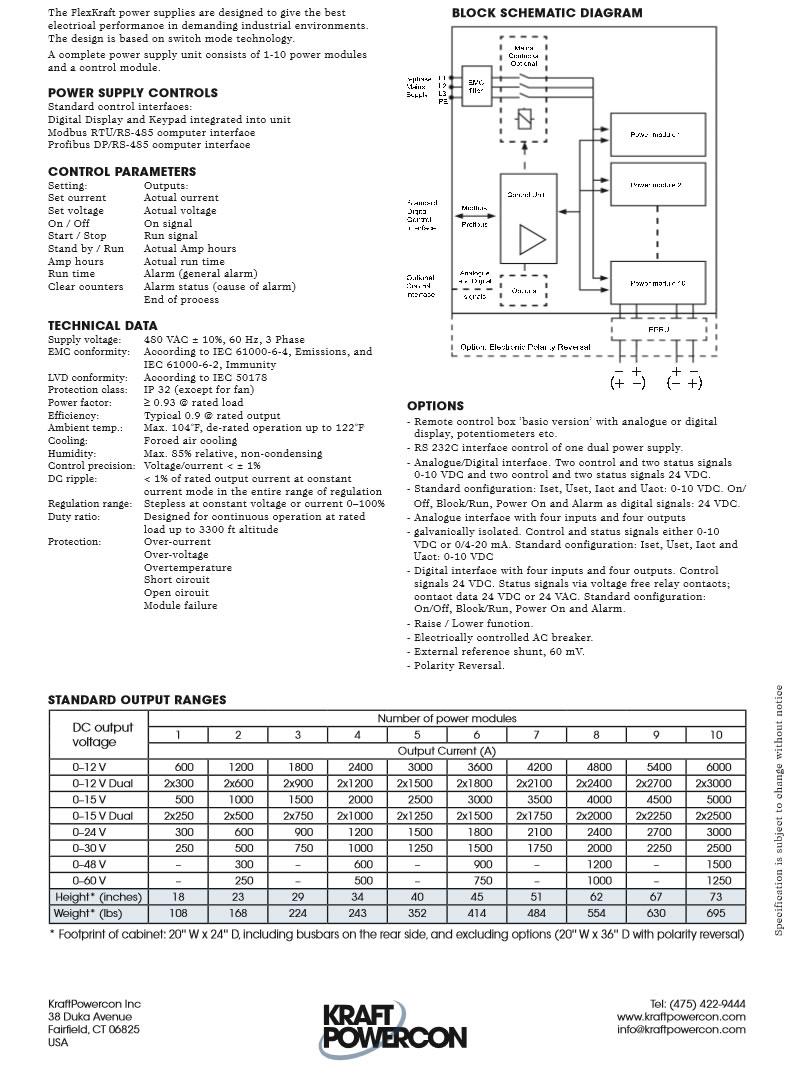 Power Supplies Dc Rectifier Cougar Electronics Corpcougar Supply Failure Alarm Circuit Diagram Catalog 1