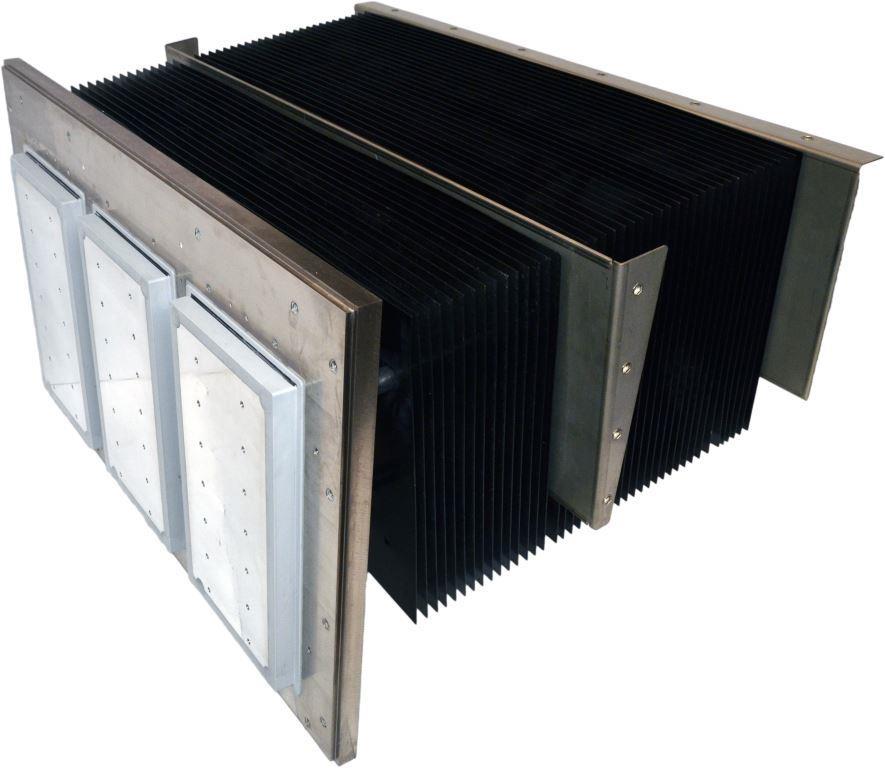 heat pipe cooler cougar electronics corp. Black Bedroom Furniture Sets. Home Design Ideas