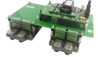 Cougar Electronics Corp    IGBT driver